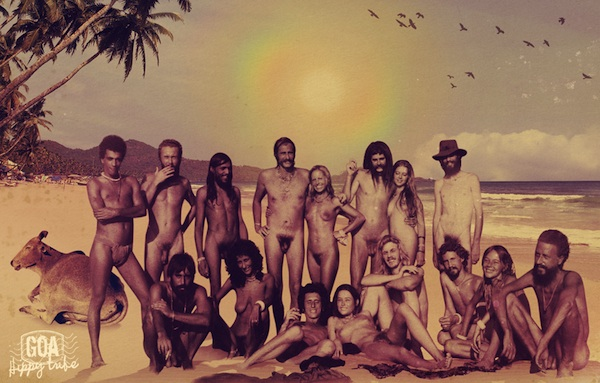 "Goa, ""Hippy tribe""."