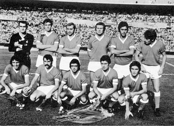 Il Catanzaro 1971-72 (Almanacco Panini 1972)