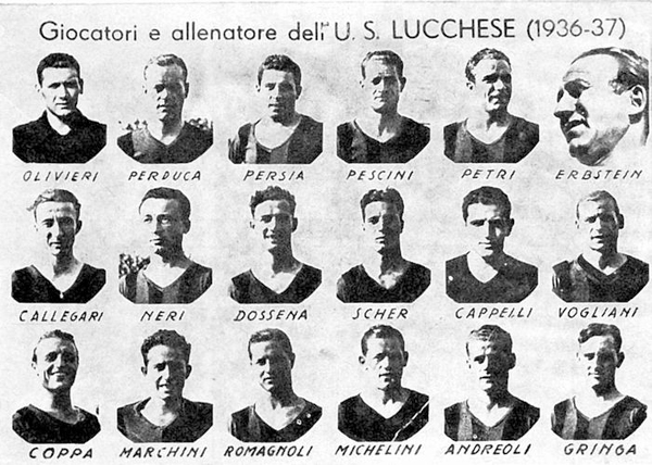 La Lucchese-Libertas 1936-37 (www.gazzettalucchese.it)