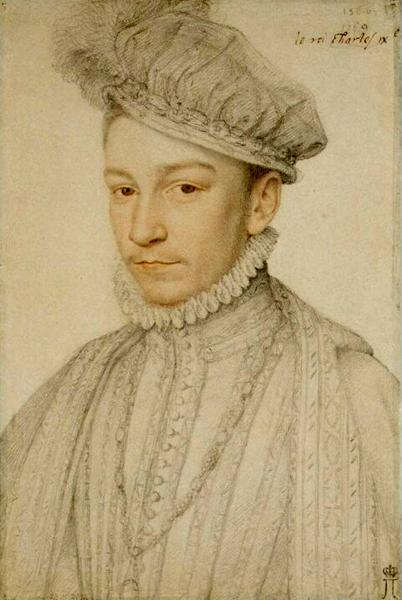 Carlo IX di Francia (1550-1560-1574), il primo monarca a stabilìre il 1° gennaio quale giorno d'inizio anno (www.settemuse.it)