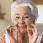 Dove sono le nonne? Solo in pubblicità