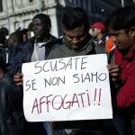 Italia, doglie elettorali in terra e il luttuoso pianto dei migranti sulle coste