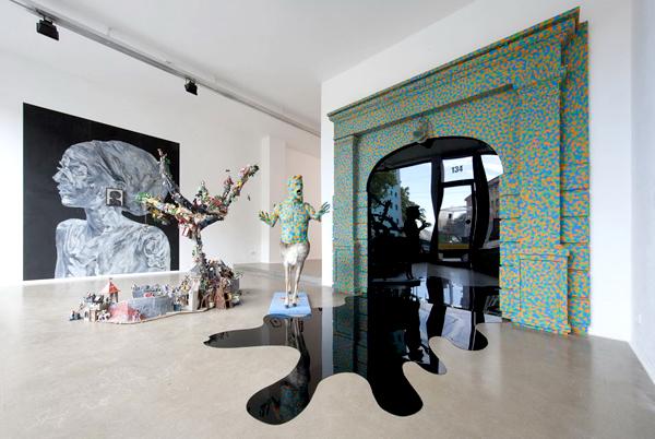 Galleria Adler, Francoforte sul Meno – Artisti anonimi 2010 – www.allartnews.com
