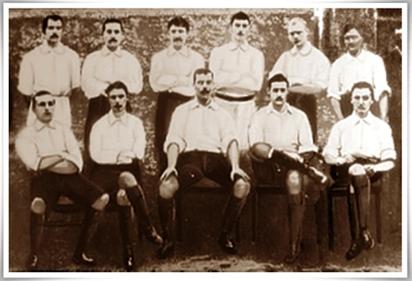 Genoa, la prima società campione d'Italia, 1898 – www.boleirosdaarquibancada.com