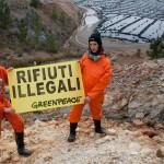 In Italia è aperta la caccia al rifiuto tossico dell'ex Sisas