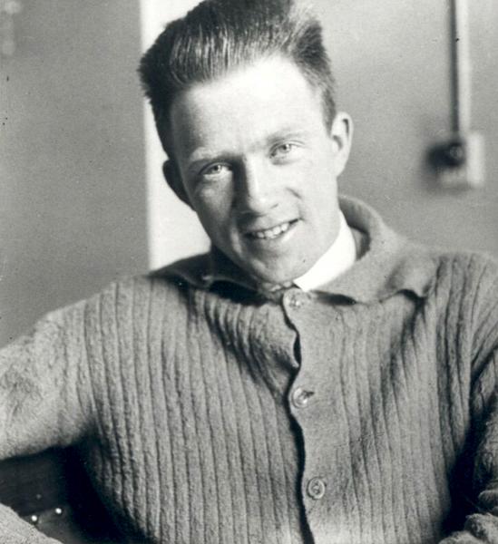 Werner Heisenberg nel 1926, poi Premio Nobel nel 1932 a 31 anni – rnawrocki.com