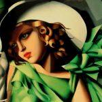 Tamara de Lempicka: fra nobiltà declassata, arte e amori saffici