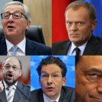 Nella mente degli eurotecnocrati: cosa vogliono entro il 2025