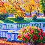 I giardini segreti di Athos Faccincani: percezione della gioia